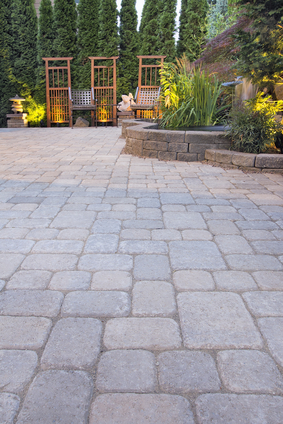 South Florida custom paving with paving stones