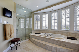 Boca Raton home repair of a bathroom