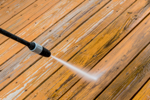 power washing as part of Lighthouse Point home repair