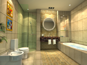 Our Boca Raton renovations often include bathroom remodeling