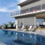 Custom Beach House in Highland Beach, Florida