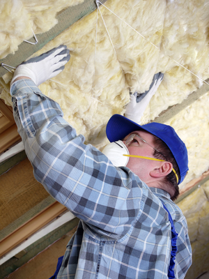 Installing home insulation