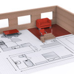Floorplan for a home addition